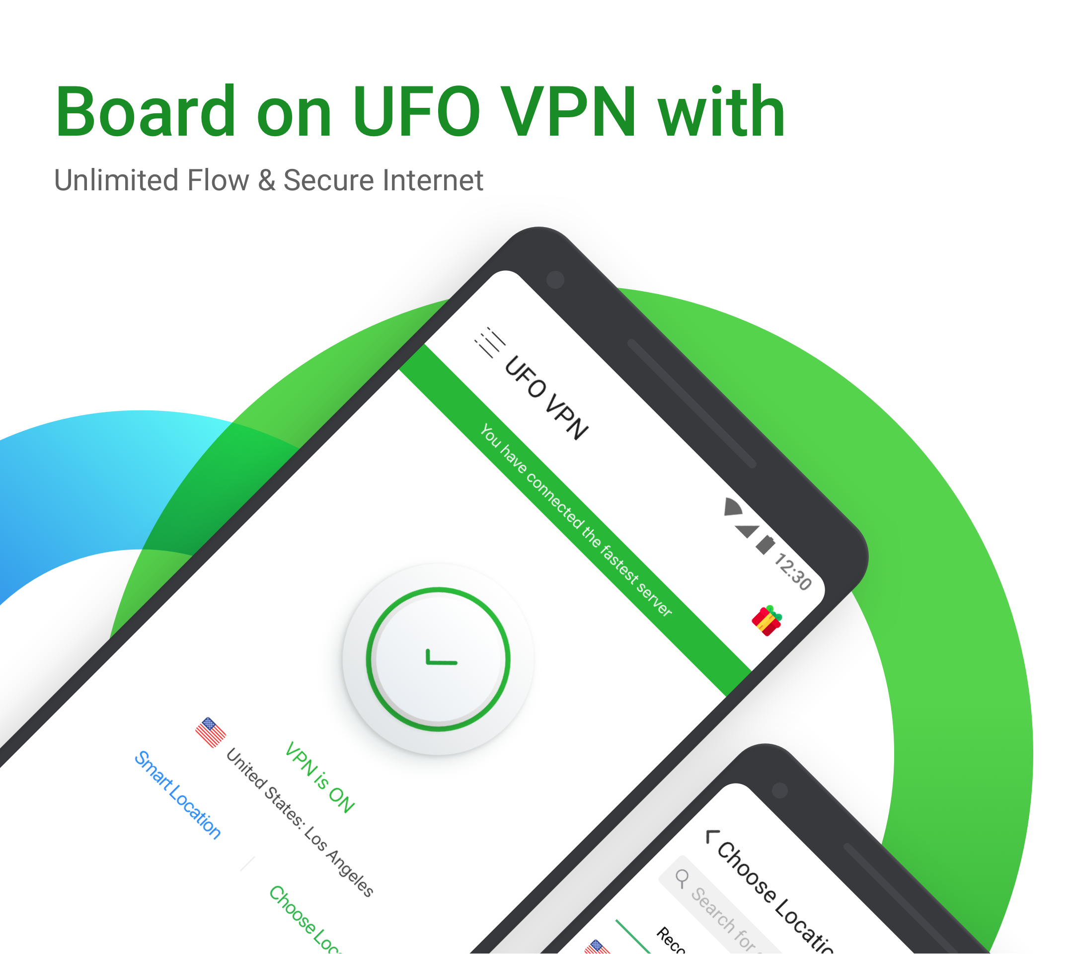 UFO VPN-Best Free VPN Proxy with Unlimited
